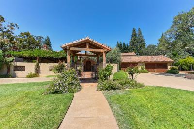 Granite Bay Single Family Home For Sale: 6112 Oakbridge Drive