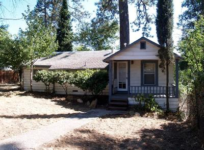 Grass Valley Single Family Home For Sale: 239 June