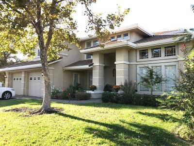 Roseville Single Family Home For Sale: 2245 Bel Air Lane