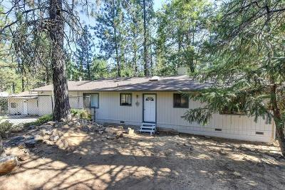 Placerville Single Family Home For Sale: 3981 Fort Jim Road