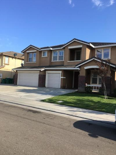 Stockton Single Family Home For Sale: 3704 Massimo Circle