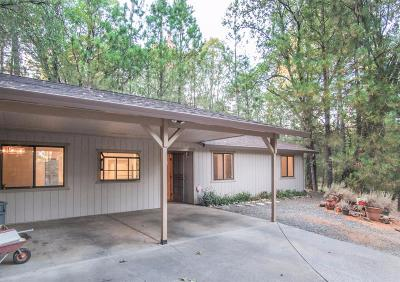 Meadow Vista Single Family Home For Sale: 1655 Combie Road