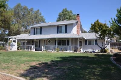 Placerville Single Family Home For Sale: 6583 Richard Avenue