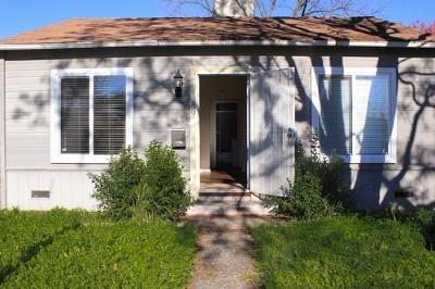 Sacramento Single Family Home For Sale: 5359 15th Avenue