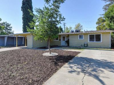 Folsom Single Family Home For Sale: 820 Duchow Way