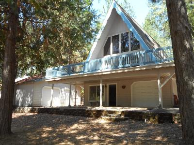 Pioneer Single Family Home For Sale: 23994 Woodfern Drive