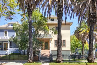 Single Family Home For Sale: 2031 P Street