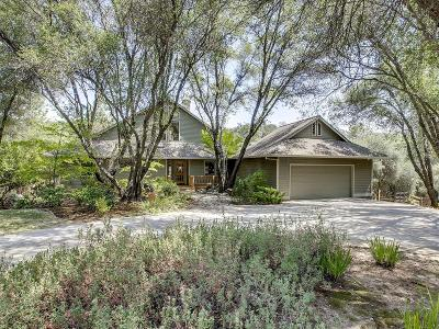 Placerville Single Family Home For Sale: 2815 Countryside Drive
