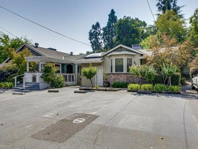 Fair Oaks Commercial For Sale: 8014 Sacramento Street