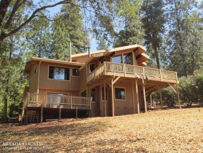 Grass Valley Single Family Home For Sale: 19997 Ocelot