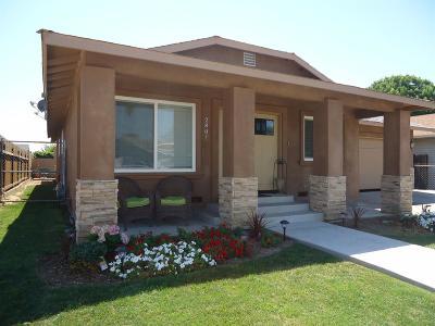 Hughson Single Family Home For Sale: 2801 5th St