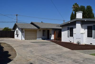 Turlock Multi Family Home Active Rel. Clause: 2308 North Berkeley Avenue