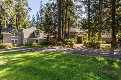 Nevada City Single Family Home For Sale: 11821 Whisperwood Way