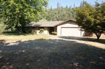 Douglas City Single Family Home For Sale: 21 River Ranch Frtg
