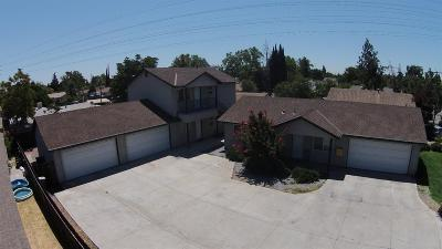 Manteca Multi Family Home For Sale: 220 Almond Avenue