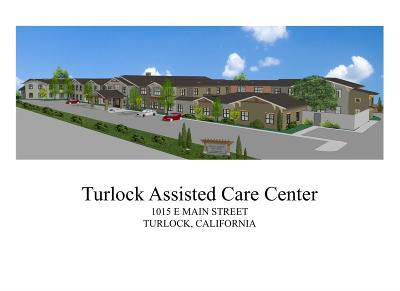 Turlock Commercial Lots & Land For Sale: 1015 East Main Street