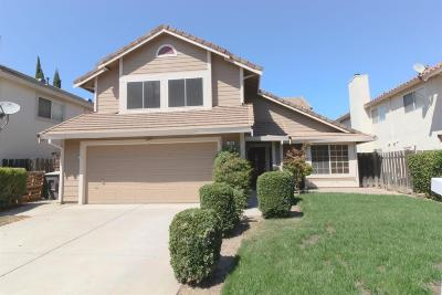 Tracy Single Family Home For Sale: 165 Loma Prieta Circle