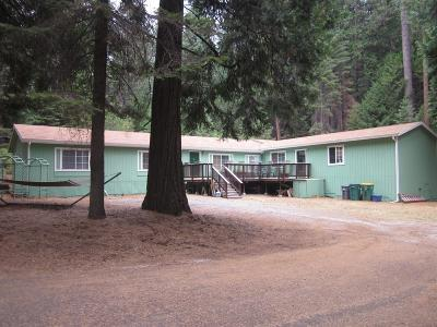 Grizzly Flats Single Family Home For Sale: 7143 Winding Way