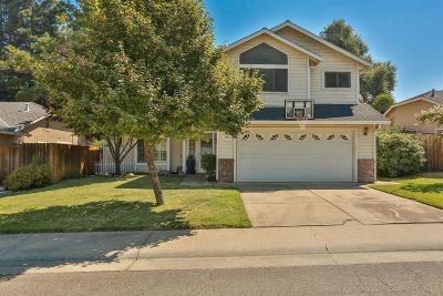 Citrus Heights Single Family Home For Sale: 7826 Locher Way