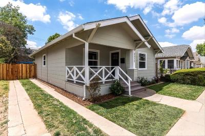 Single Family Home For Sale: 3312 S Street
