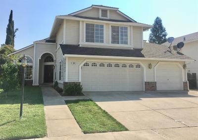 Roseville Single Family Home For Sale: 1209 Zinfandel Drive
