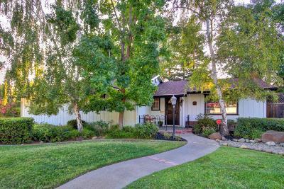 Single Family Home For Sale: 3390 Sierra Oaks Drive