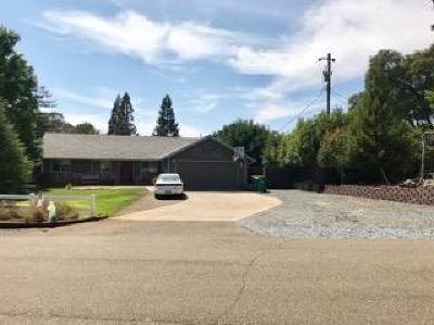 Cameron Park Single Family Home For Sale: 3093 Merrywood Circle