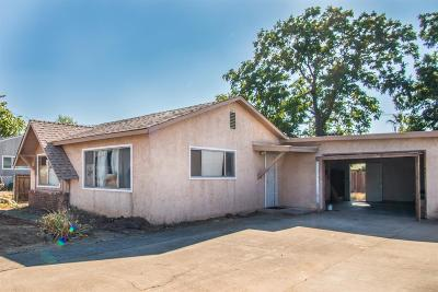 Roseville Single Family Home For Sale: 1114 Circuit Drive