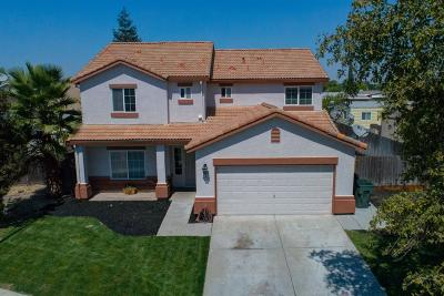 Atwater Single Family Home For Sale: 645 Moschitto Court