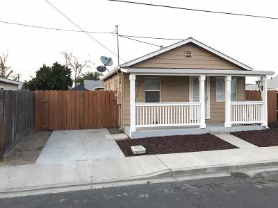 Manteca Single Family Home For Sale: 407 Stockton Street