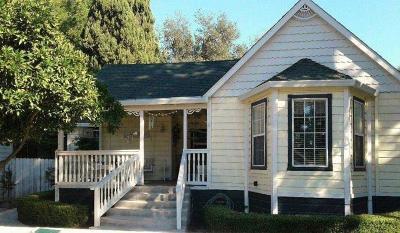 Folsom Single Family Home For Sale: 811 Mormon Street