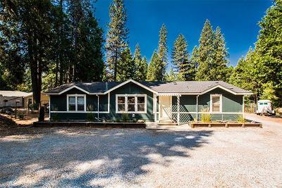 Volcano Single Family Home For Sale: 20261 Prairie Drive