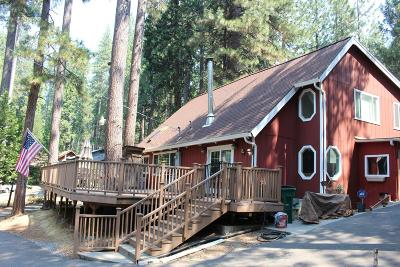 Pollock Pines CA Single Family Home For Sale: $405,000