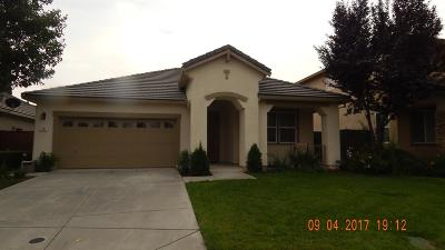West Sacramento Single Family Home For Sale: 571 Watercolor Lane