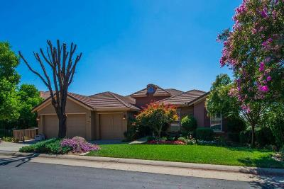 Roseville Single Family Home For Sale: 1568 Oak Hill Way