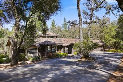 Single Family Home For Sale: 3281 Woodsman Road