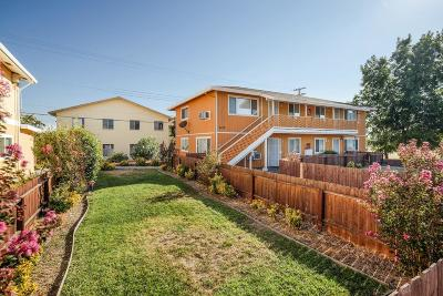 Sacramento County Multi Family Home For Sale: 6129 Watt Avenue
