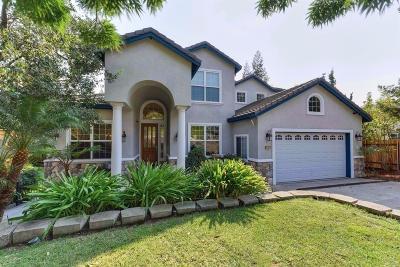 Orangevale Single Family Home For Sale: 8437 Cobble Creek Lane