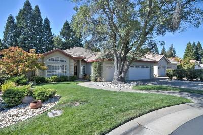 Granite Bay CA Single Family Home For Sale: $649,900