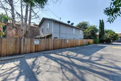 Sacramento County Multi Family Home For Sale: 1209 R Street