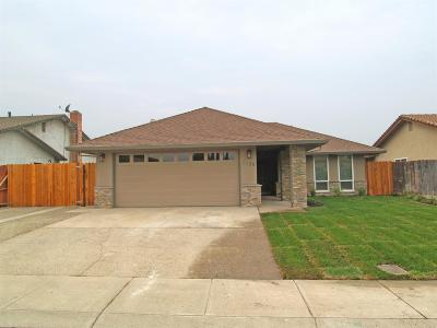 Manteca Single Family Home For Sale: 1125 Bridgeton Avenue