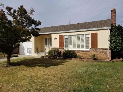 Sacramento Single Family Home For Sale: 5831 O Street