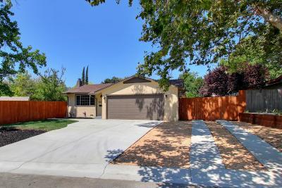 Orangevale Single Family Home For Sale: 8801 Bikini Court