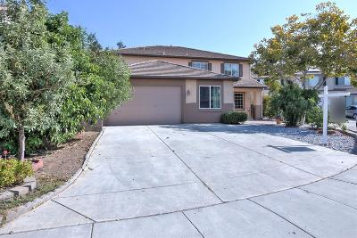 Tracy Single Family Home For Sale: 4554 Crabapple Court