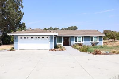 Roseville Single Family Home For Sale: 2860 Central Avenue