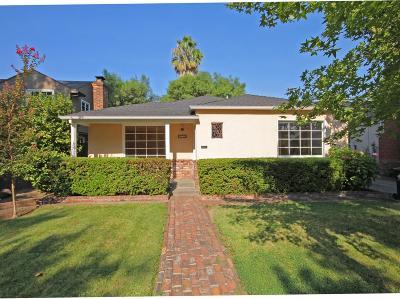 Sacramento Single Family Home For Sale: 3132 17th Street