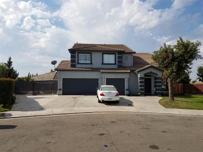 Stockton Single Family Home For Sale: 2551 Stern Place