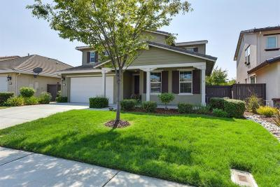 Rocklin Single Family Home For Sale: 2122 Ranch View Drive