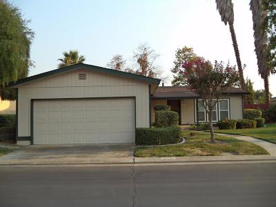 Manteca Single Family Home For Sale: 2162 Garden Circle Drive
