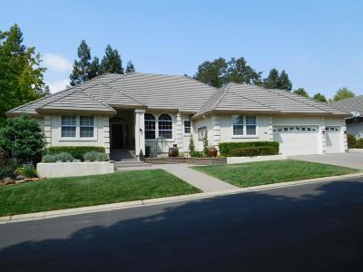 Rancho Murieta Single Family Home For Sale: 6548 Via De Robles Drive